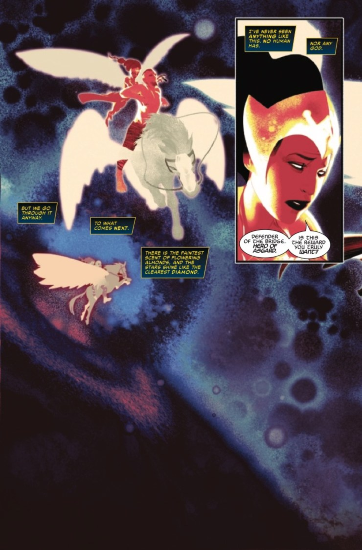 Marvel Preview: Jane Foster: Valkyrie #3