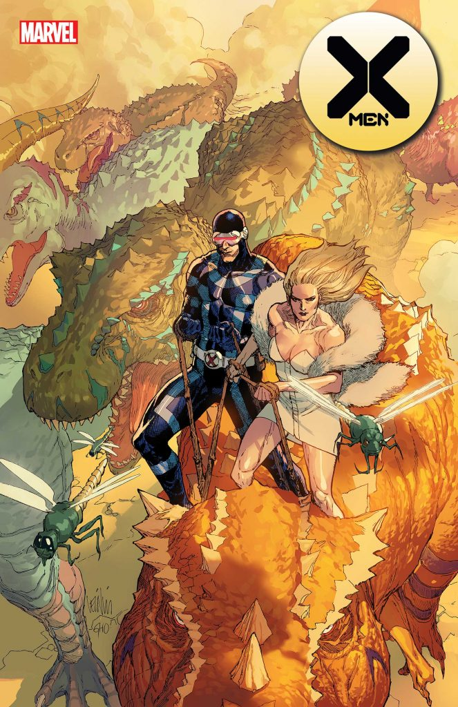 Do we know more about the upcoming Giant-Sized X-Men: Jean Grey and Emma Frost #1 than we think?