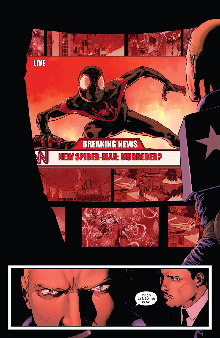 'Miles Morales: With Great Power' TPB Review