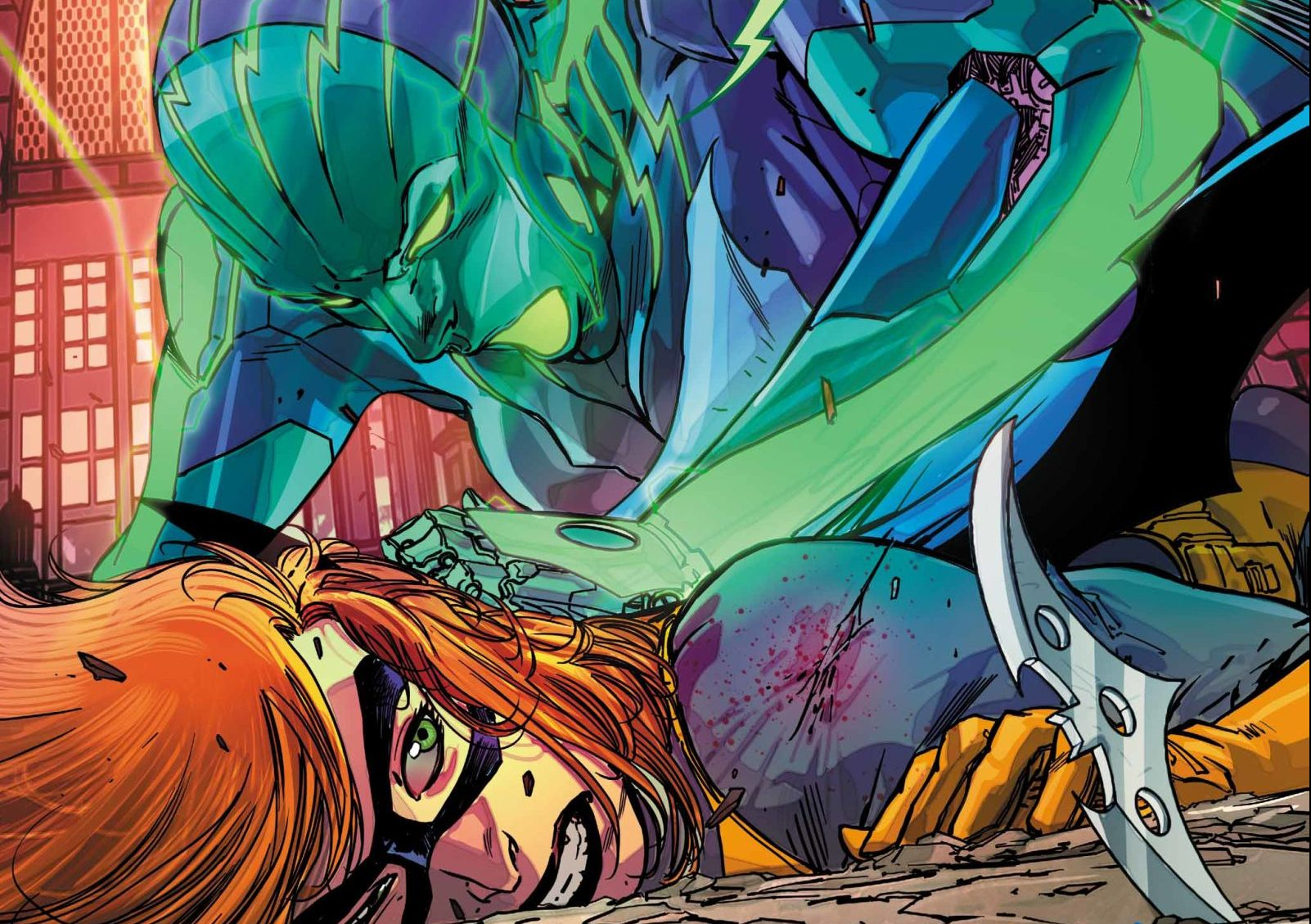 Batgirl #39 Review