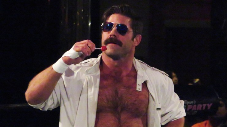 A match between Jim Cornette and Joey Ryan would be free money