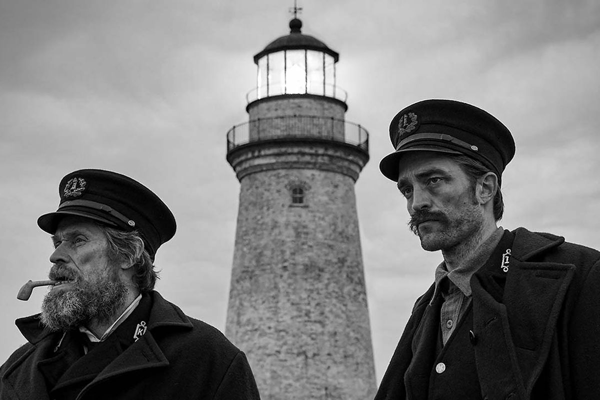Fantastic Fest: The Lighthouse Review: The sound and the fury; the solitude and the sanity