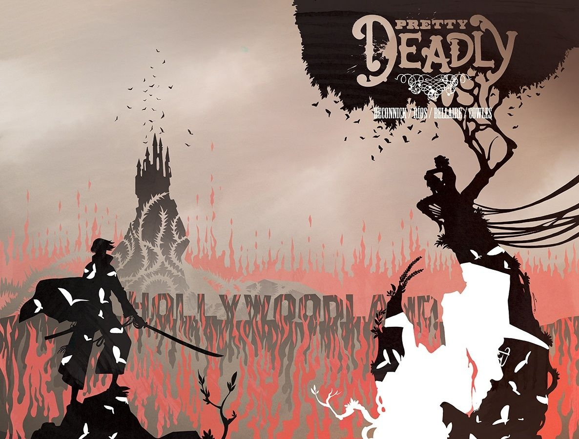 'Pretty Deadly: The Rat' #1 review: old Hollywood glamour, new depths of emotion