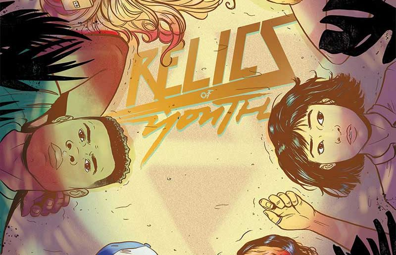 'Relics of Youth' #1 review: How the young really waste youth