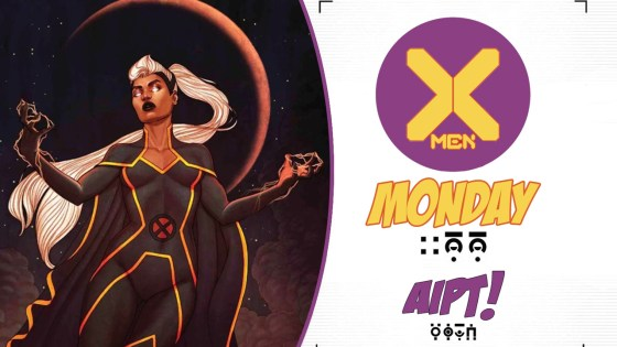 This week, we're celebrating Storm with Ororo Munroe fan and Assistant X-Men Editor Annalise Bissa!