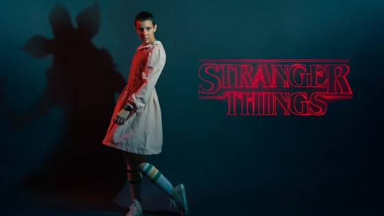 Stranger Things: Eleven cosplay by Elizabeth