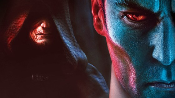 Star Wars in Poor Taste podcast episode 13: Thrawn: Treason
