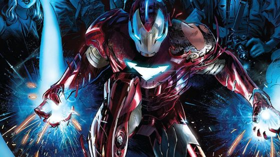 Tony Stark: Iron Man Vol. 3: War of the Realms Review