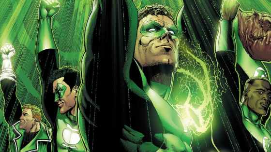 'Green Lantern' and 'Strange Adventures' series in development for HBO Max