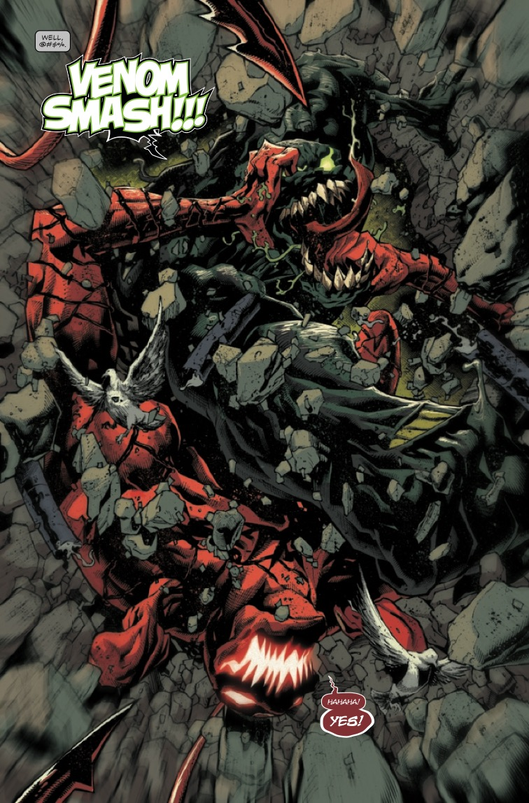 Absolute Carnage #4 Review
