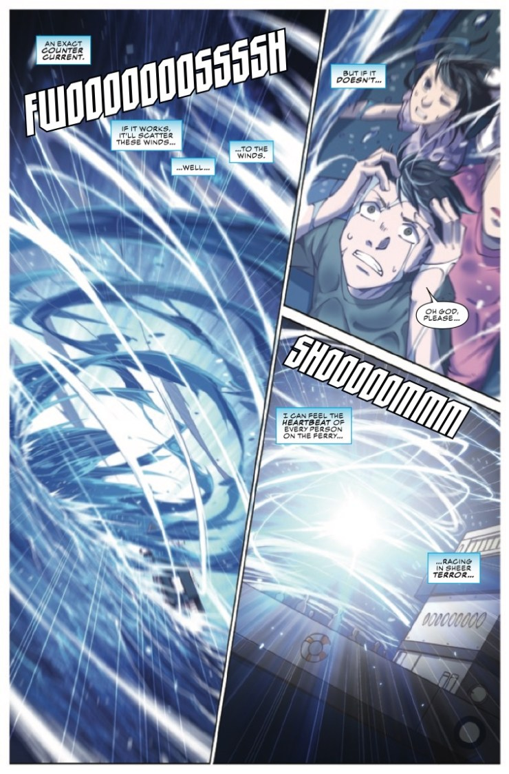 Marvel Preview: Aero #4