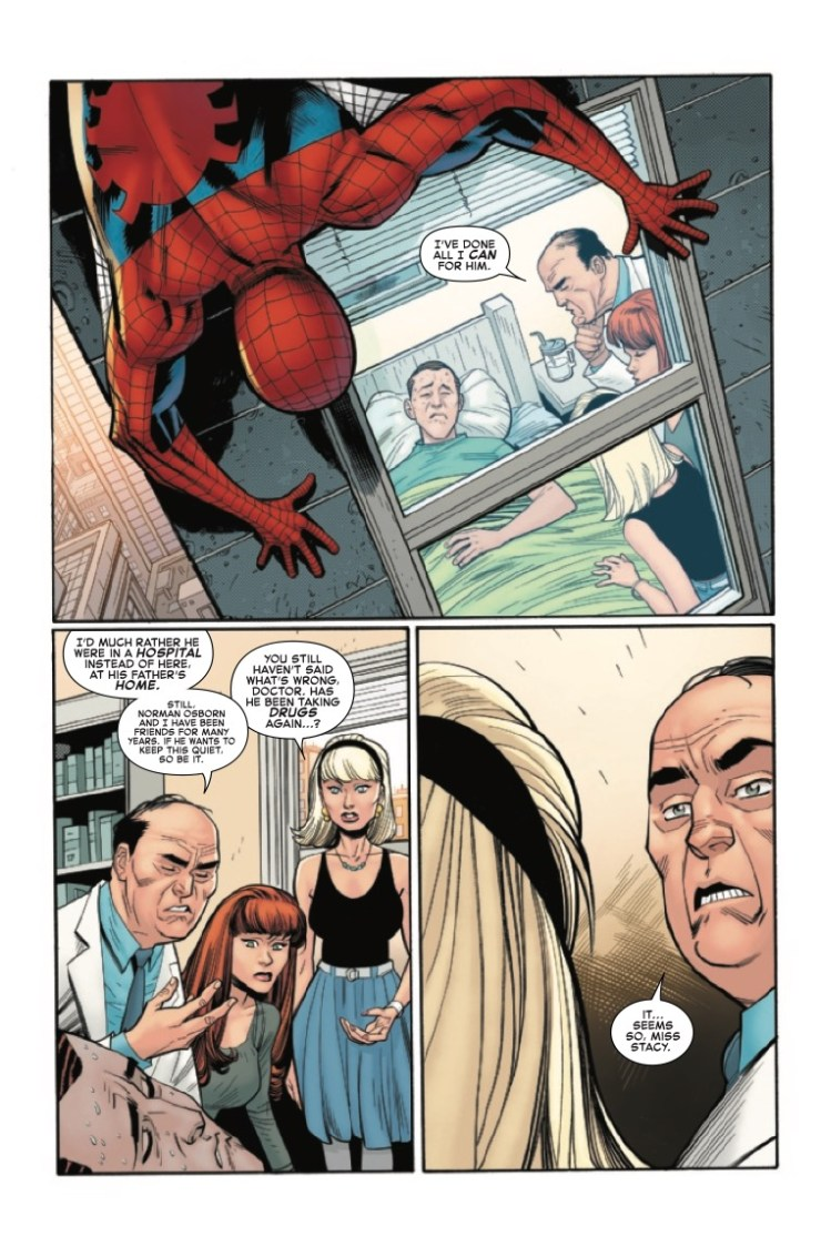 Marvel Preview: The Amazing Spider-Man #31