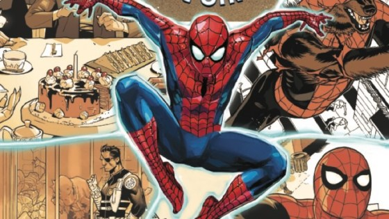 Nick Spencer and an all-star team of Marvel's biggest writers and artists take up the challenge to create the wildest, maddest, most unconventional AMAZING SPIDER-MAN story of all!