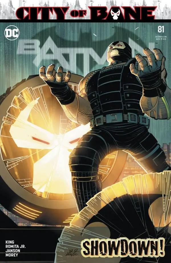 Batman #81 review: revelations