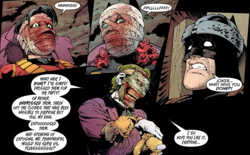 Scott Snyder and James Tynion IV talk fear, family, and all things Batman