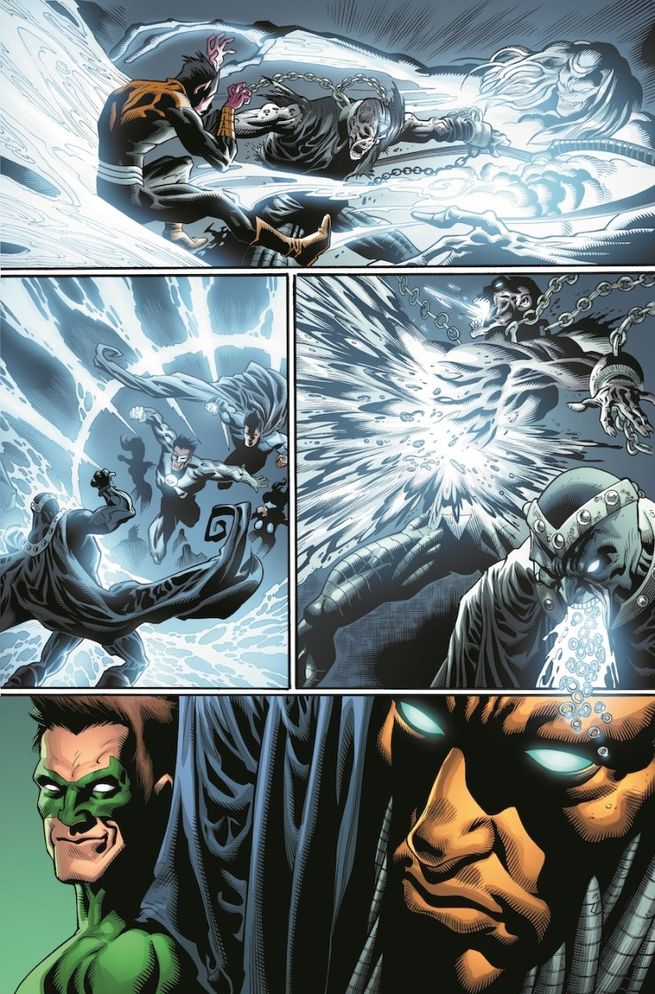 DC Comics First Look: Tales from the Dark Multiverse: Blackest Night #1