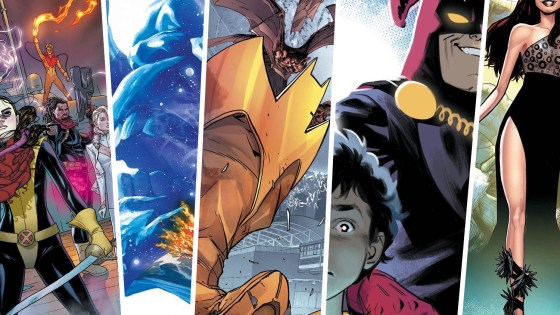 The best reviewed comic books of the week on AiPT!.