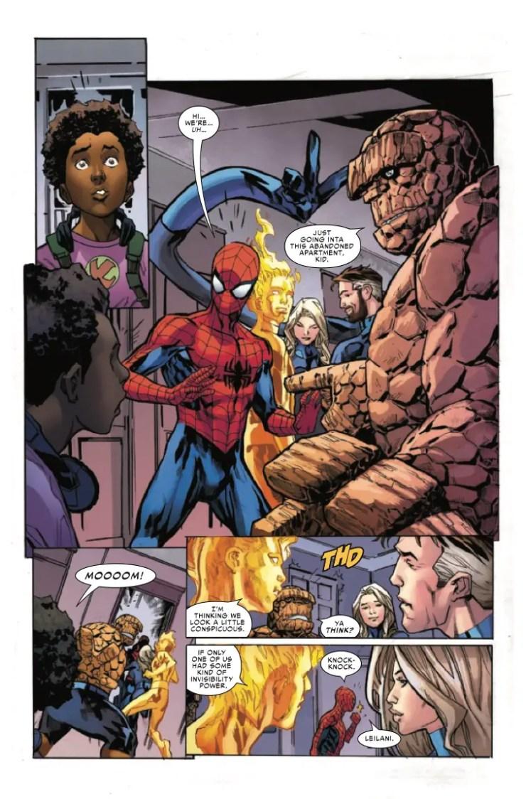 Marvel Preview: Friendly Neighborhood Spider-Man #13