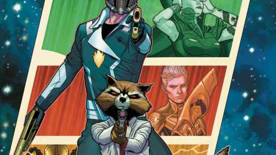 Al Ewing and Juann Cabal will take the Guardians of the Galaxy in a new direction.