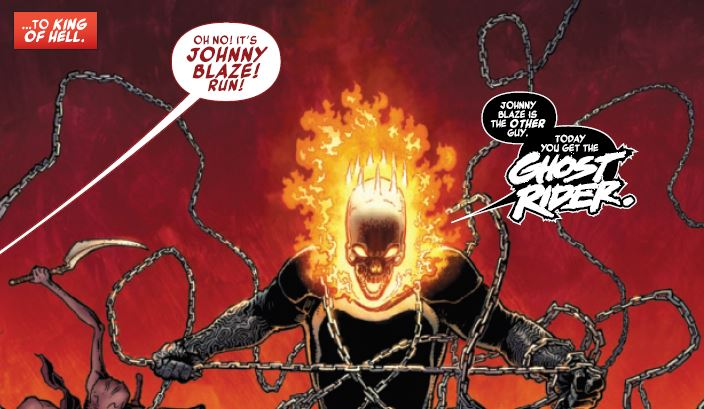 Ghost Rider #1 Review