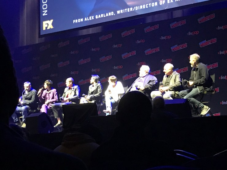 NYCC '19: Exclusive First Look at Alex Garland's TV Debut 'Devs'