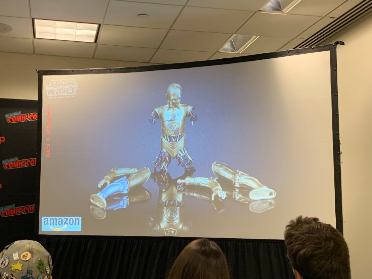Hasbro unveils brand new Star Wars Black Series and Vintage Collection figures