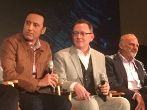 Michael Emerson is thrilled to finally play an unambiguous baddie on CBS' 'Evil'