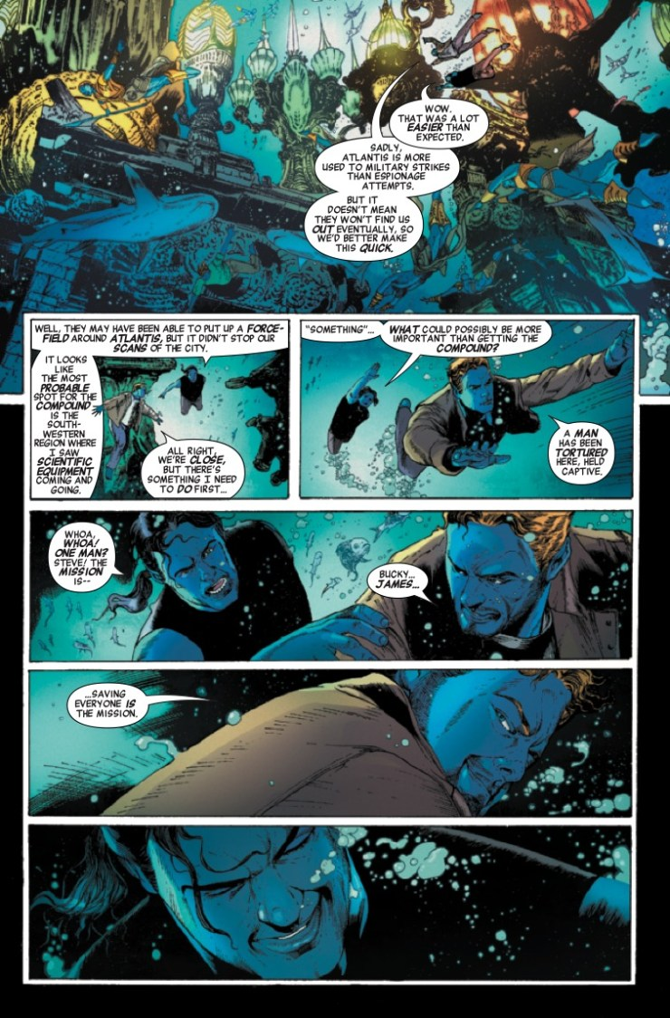 Marvel Preview: Invaders #10