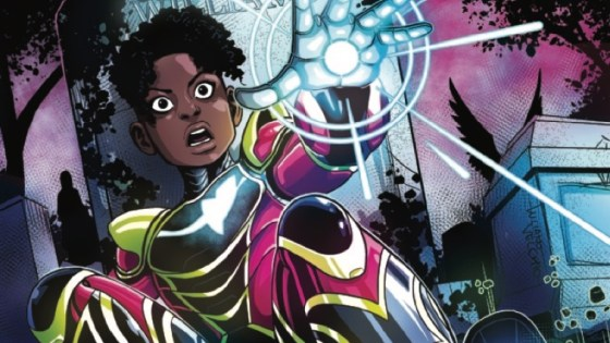 Finally, Riri, Shuri, and Silhouette have made it to the Wellspring of Power.