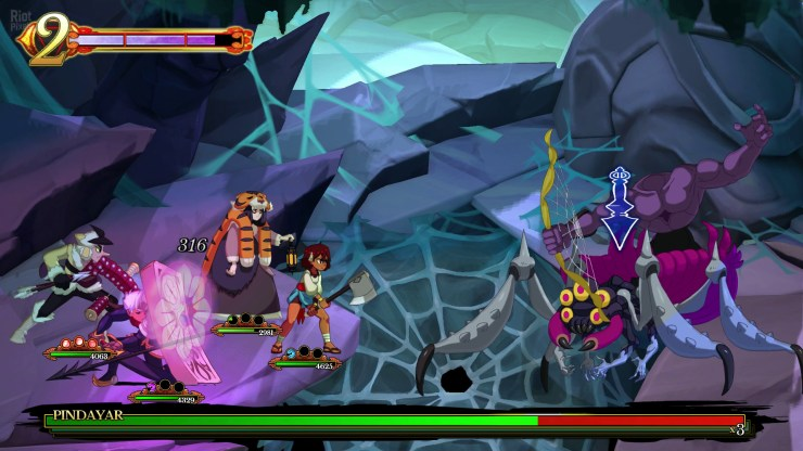 Indivisible - Xbox One review