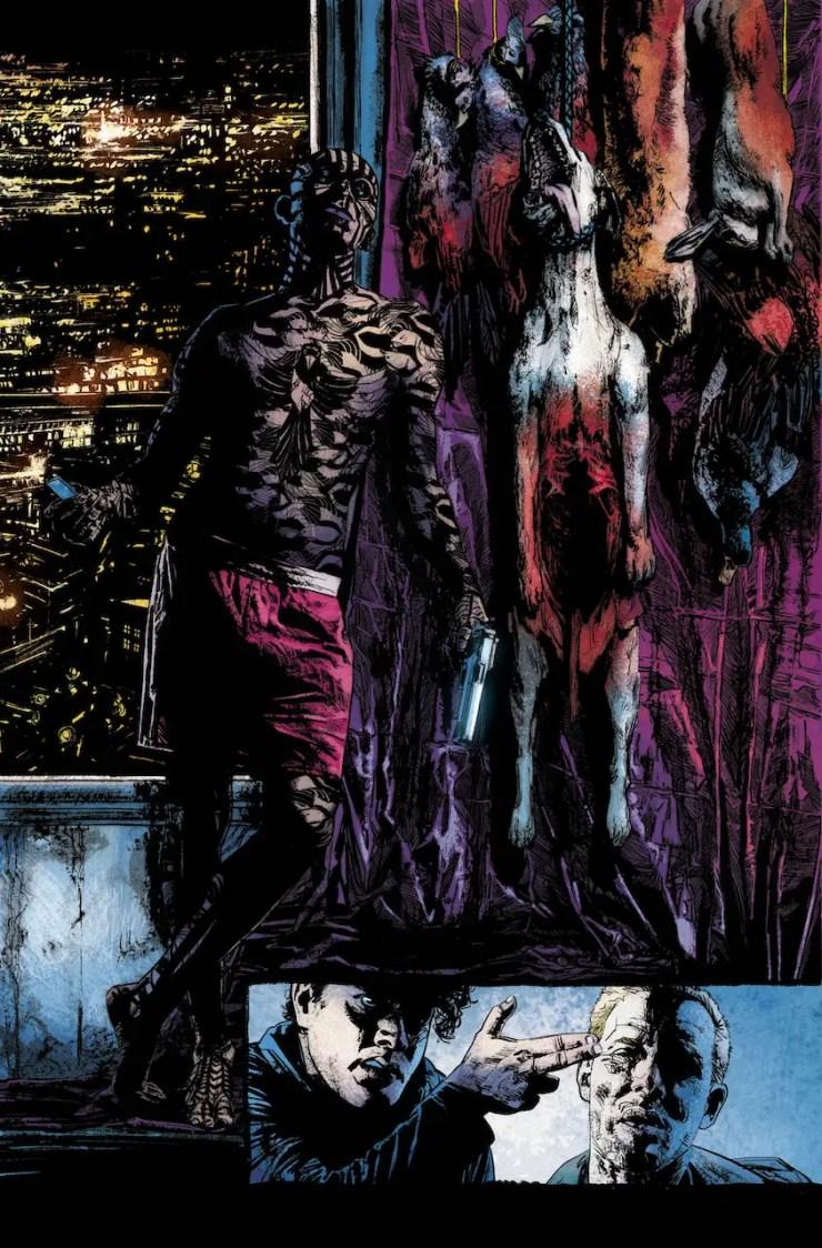 DC First Look: John Constantine: Hellblazer#1