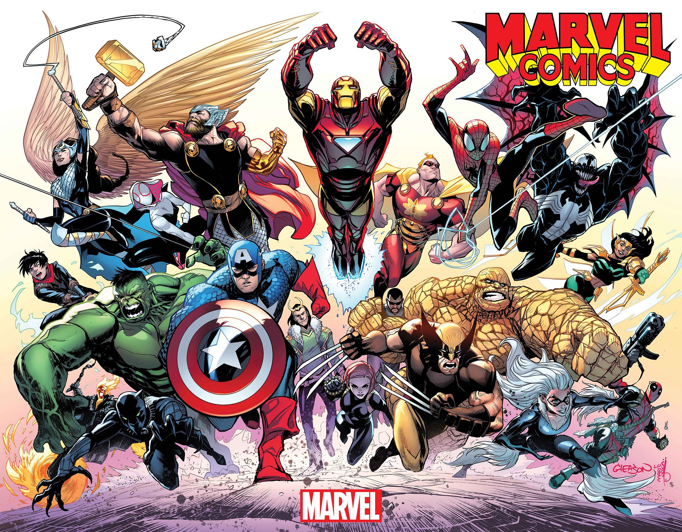 Marvel Comics #1001 Review