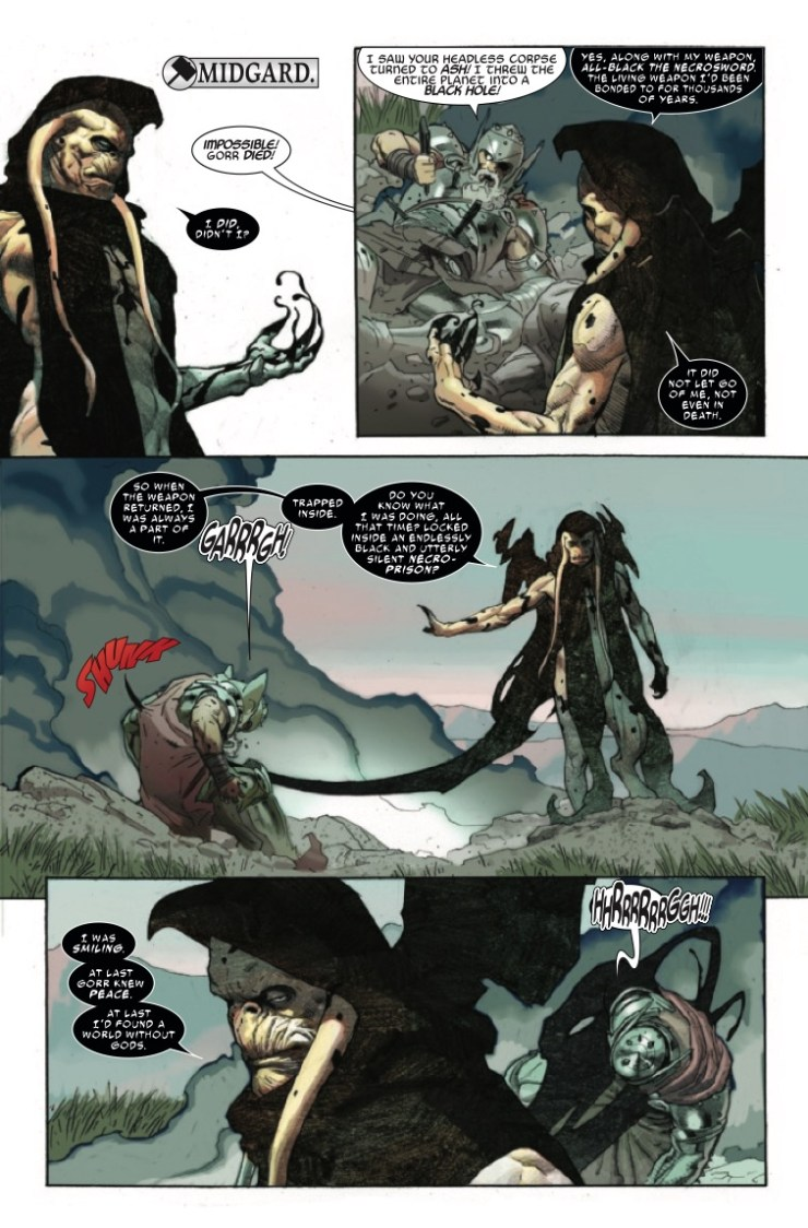 Marvel Preview: King Thor #2