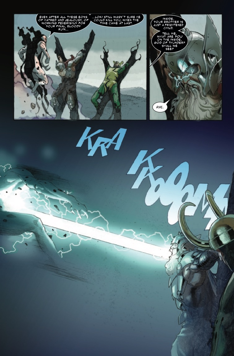 King Thor #2 Review