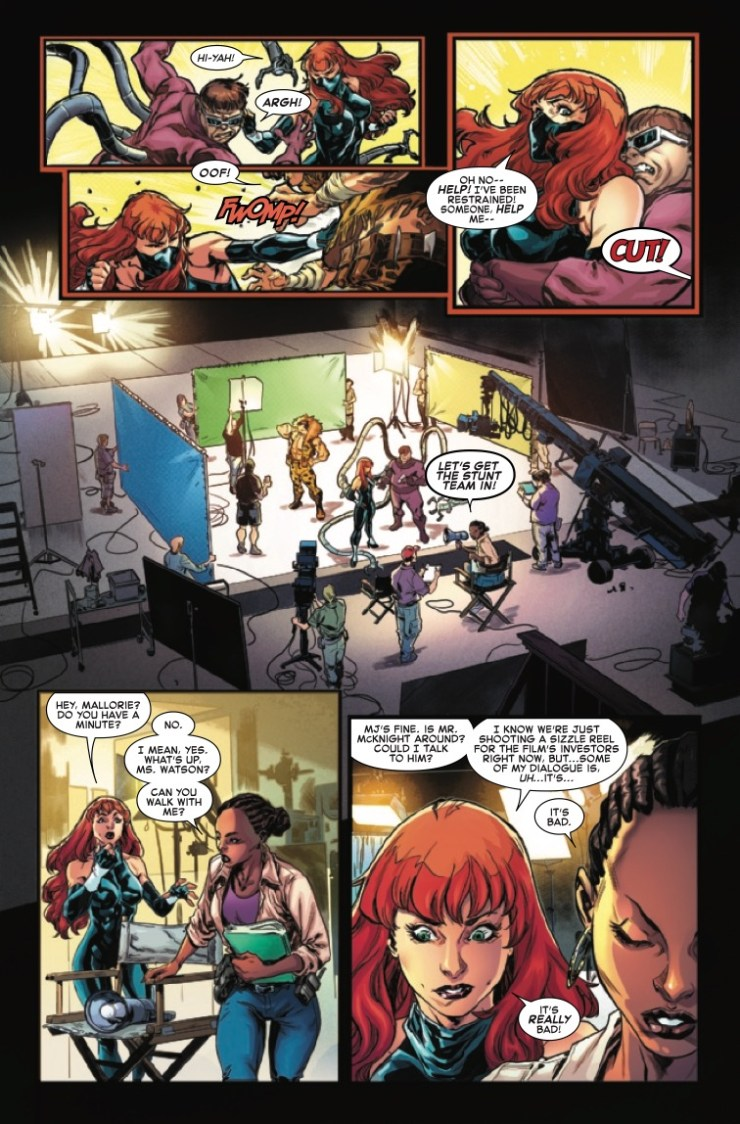 Marvel Preview: Amazing Mary Jane #1
