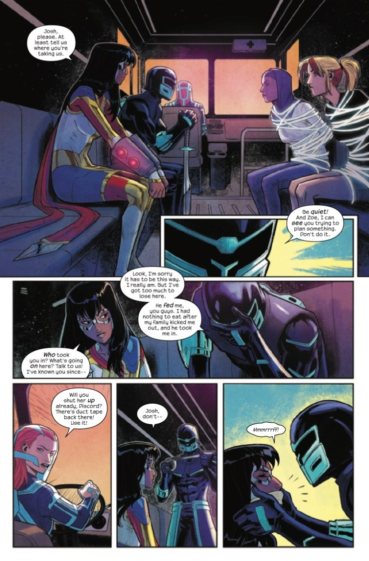 Marvel Preview: The Magnificent Ms. Marvel #8