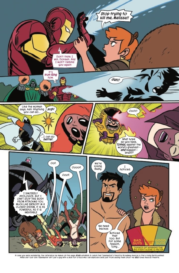 Marvel Preview: The Unbeatable Squirrel Girl #49