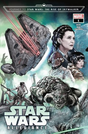NYCC 2019: Lucasfilm Publishing Assembles an All-Star Roster of Writers to talk about Journey to Star Wars: The Rise of Skywalker