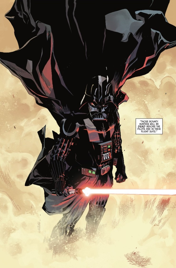 Marvel Preview: Star Wars: Target Vader #4