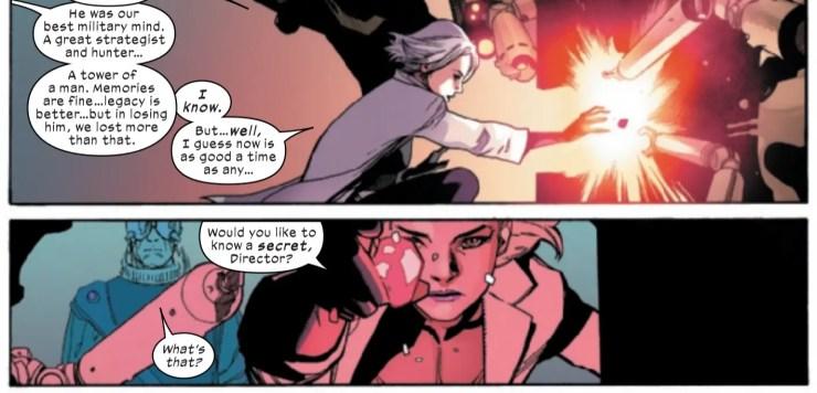 Does 'X-Men' #1 set up a resurrection arms race?