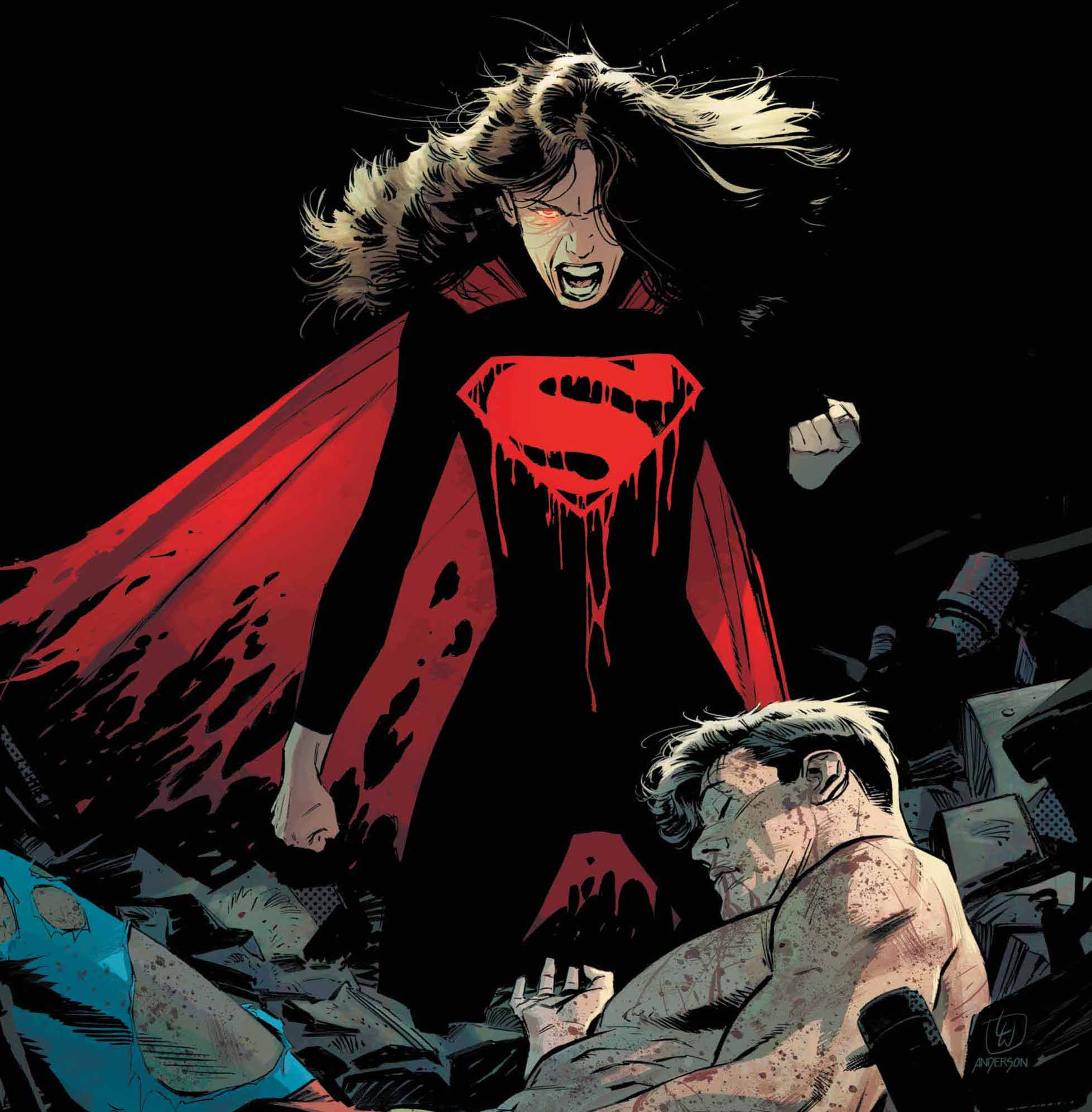 Tales from the Dark Multiverse: The Death of Superman #1 Review