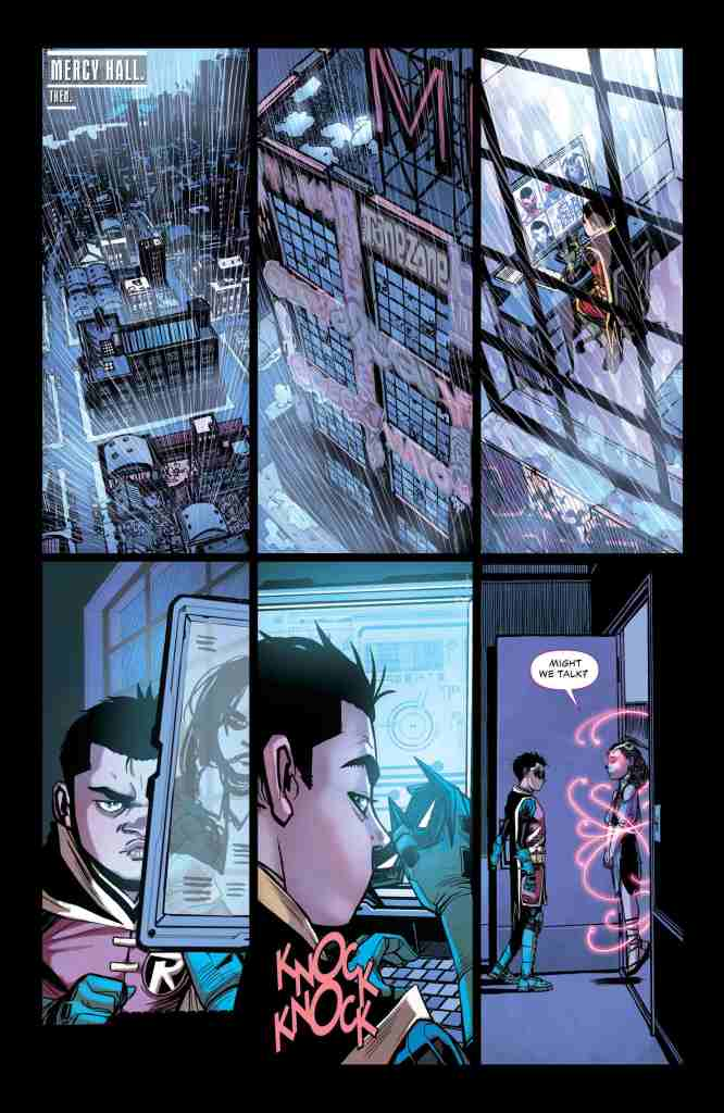 Teen Titans #35 Review