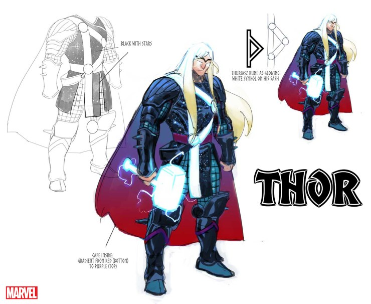 NYCC '19: Marvel's Next Big Thing reveals Donny Cates and Nic Klein take over Thor in 2020