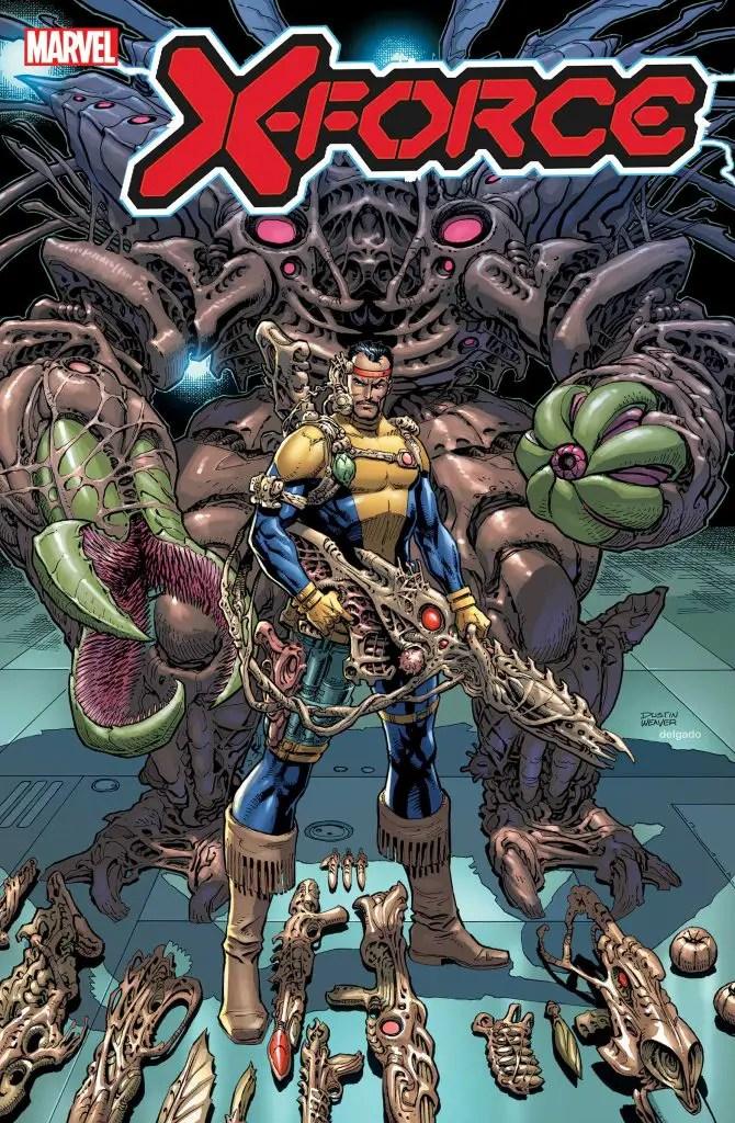 X-Men Monday #39 - Creator Spotlight: X-Force's Benjamin Percy