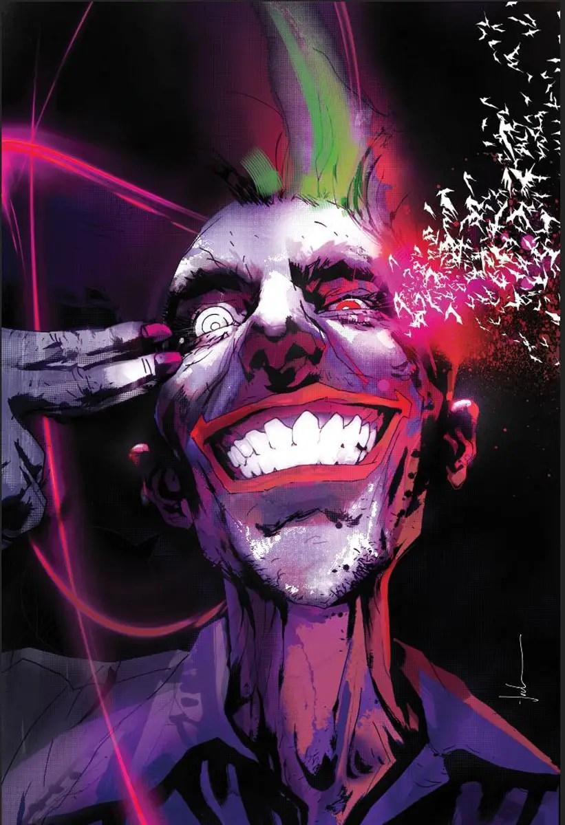 Joker: Year of the Villain #1 Review
