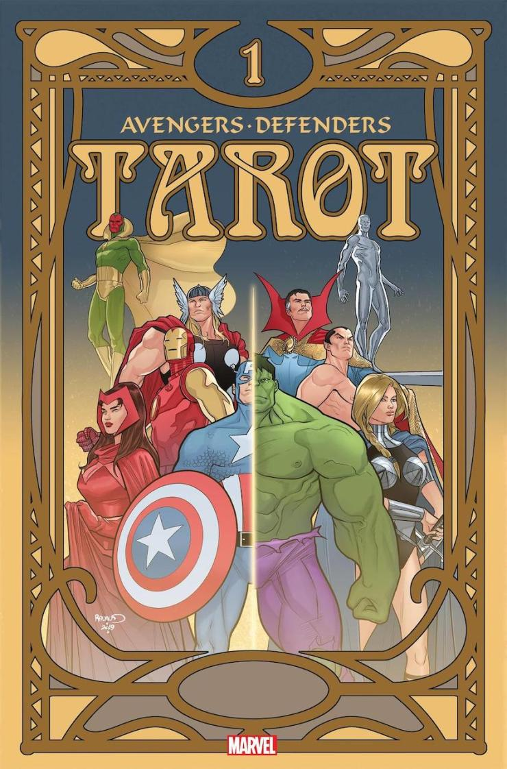 Marvel Comics reveals solicitations for 'Ravencroft', Thor, Star Wars, and more!