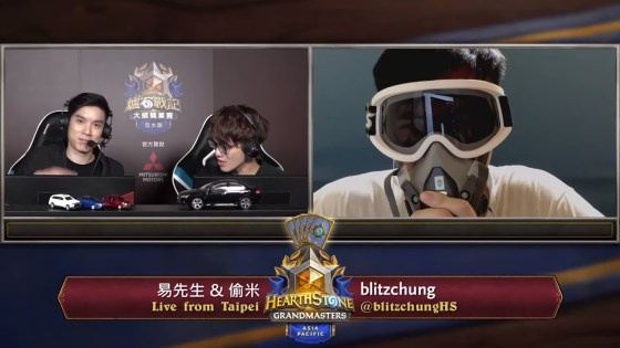 Blizzard has made their stance on pro player Blitzchung's post-match interview very clear.