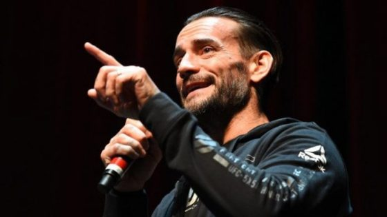 CM Punk says AEW needs to stop talking about WWE