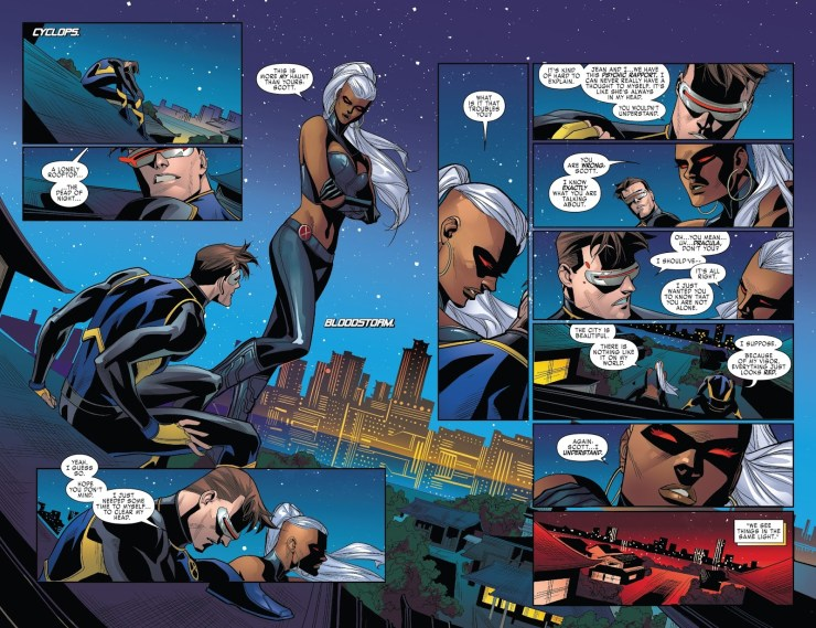 'There were so many things I wanted to do' - Cullen Bunn reflects on his time writing the X-Men