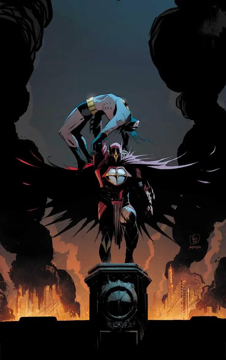 Tales from the Dark Multiverse: Batman: Knightfall #1 Review